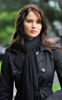 Jennifer Lawrence, Silver Linings Playbook from 2013 Oscars: Meet the Best Actress Nominees  A two-time Oscar nominee at only 22 (her first was for 2011's Winter's Bone), Lawrence is the frontrunner this year for her portrayal of a grieving widow named Tiffany, who wants a partner for a dance competition.