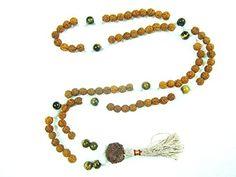 Meditation Gift- Rudraksha with Tiger Eye Rosary Yoga Mala Necklace 108 Beads Mogul Interior http://www.amazon.com/dp/B00PICDBCY/ref=cm_sw_r_pi_dp_jWbzub0NBY969