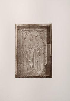 Kościół Mariacki - płyta nagrobna Piotra Salomona