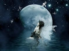 Moon Fairy | Free FAIRY MOON Wallpaper - Download The Free FAIRY MOON Wallpaper ...