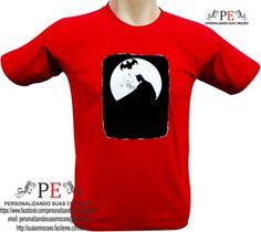 Camisetas Batman.  Tamanhos do 02 ao EXG.  Cores: vermelho, preto, branco, amarelo, entre outras.  Camiseta é um presente barato e todo mundo gosta de ganhar.  Whatsapp: 15 9 81600601 R$ 30,00