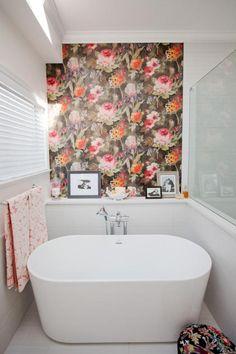 bathroom wall decor ideas paint colors for small bathroom for bathroom wall murals Top 18 Bathroom Wall Murals
