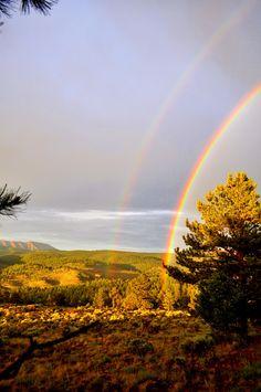 Arco-Íris #rainbow #paisagem