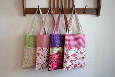 a few  bags for craft fair