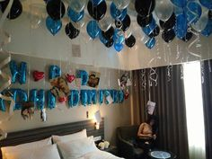 #birthdaysurprised