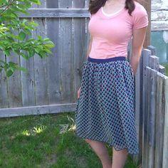 MADE BY ME. SHARED WITH YOU.: SHEER SUMMER SKIRT
