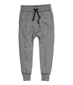 Pantalón de chándal | Gris oscuro | Hombre | H&M PE