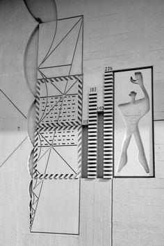 christian-paul-kusch-berlin:  © CHRISTIAN PAUL KUSCH 2013 Le Corbusier Haus Berlin (Flatowallee) Berlin Charlottenburg