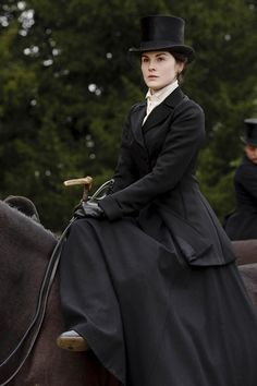 Enchanted Serenity of Period Films: Downton Abbey - picture gallery 2