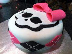 Monster High Cake Tips