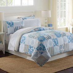 Illona Comforter Set - BedBathandBeyond.com
