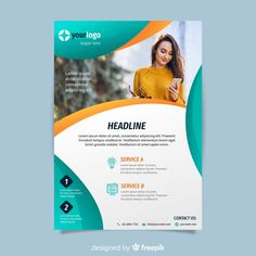 Fiverr freelancer will provide Flyer Design services and do professional business flyers design 24 hours including Commercial Use within 2 days Brochure Cover Design, Graphic Design Flyer, Web Design, Business Flyer Templates, Flyer Design Templates, Brochure Template, Cv Template, Modele Flyer, Magazine Cover Template