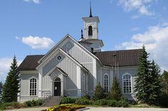 Viitasaaren kirkko, Finland Grave Monuments, Graveyards, Helsinki, Cathedral, Buildings, Scenery, Interiors, Mansions, Country