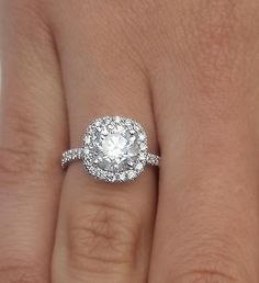 51381 jewelry 1.75 CT ROUND CUT D/SI1 DIAMOND SOLITAIRE ENGAGEMENT RING 14K WHITE GOLD  BUY IT NOW ONLY  $1729.0 1.75 CT ROUND CUT D/SI1 DIAMOND SOLITAIRE ENGAGEMENT RING 14K WHITE GOLD...