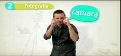 Apende lengua de señas con nosotros. Gratis en nuestro site Nuevas Realidades.com