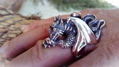 sleeping dragon ring :O