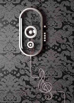Plug & Play – Wireless Speaker System by Per Brickstad » Yanko Design