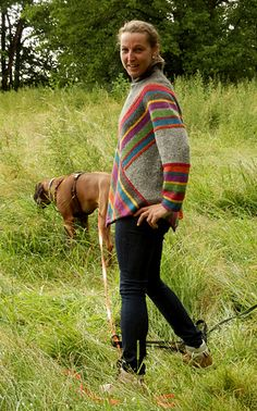 Ravelry: Pulloncho pattern by Annett Cordes Ravelry, Knitted Poncho, Knit Patterns, Knit Crochet, Men Sweater, Sweaters, Handmade, Knitting Ideas, Crocheting