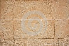 A piece of wall of an old church in spanish town Elche