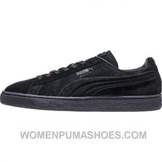 buy popular 7f5f8 e1447 Puma Suede Mono Embossed + Iced (Mens) - Black Top Deals 8RGNY