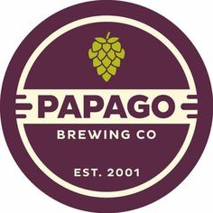 Papago Brewing Co. Brewing Co, Craft Beer, Brewery, Mugs, Happy Hour, Phoenix, Arizona, Crafts, Graphic Design