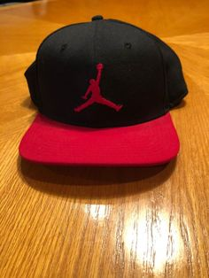 Hats · Official Air Jordan Snapback. Red and Black. Adjustable to variety  of sizes.   f896532f6970