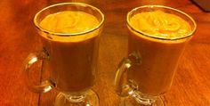 Sugar Free Pumpkin Smoothie