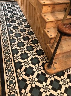 We specialise in Victorian Hallway Tiles and we offer an expert services in sorcing and laying traditional Victorian floor tiles hallway Victorian Hallway Tiles, Victorian Mosaic Tile, Tiled Hallway, Narrow Hallway Decorating, Hall Flooring, Hallway Inspiration, Hallway Designs, Patio Interior, Tile Design