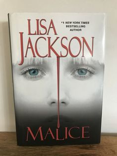 Malice by Lisa Jackson (2009, Hardcover)