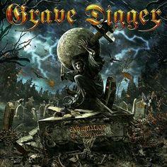 Grave Digger - Power Metal Band