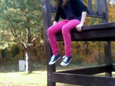 My friend on big chair :D