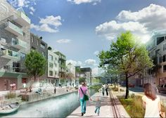 New Neighborhood in Stockholm To Foster Sustainable Development