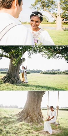meadow vintage wedding, image by Kytography