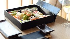 Sushi Shop - $98 Box Dinner for Two