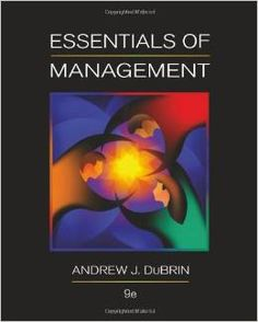 Title solution manual for accounting text and cases 13th edition by test bank essentials of management 9th edition by andrew j dubrin fandeluxe Gallery