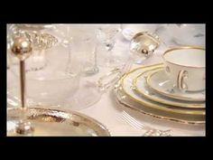 WIENER SILBER MANUFACTUR (VIDEO DEUTSCH) Punch Bowls, Videos, Deutsch, Silver, Video Clip