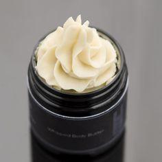 Vanilla whipped body butter www.uplusnaturals.com