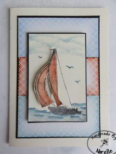 sail away by narellehoggard - Cards and Paper Crafts at Splitcoaststampers