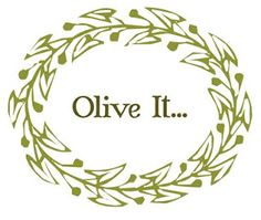 Olive It with Melissa Briscoe