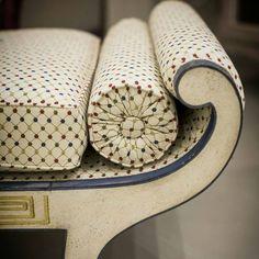 Romantic designs, timeless classics.  Painted Interior Arts by PORTE ITALIA INTERIORS  www.porteitalia.com  #Italianfurniture #paintedfurniture #art #handpainted #luxuryhome #luxuryfurniture #luxuryhotels #bespokefurniture #veranda #ad #isaloni #interiordesign #homedecor #bedroomfurniture #venetianfurniture #venice #venezia #igersvenezia #instavenice #finepaintedfurniture #veniceartdistrict #milieumag #salonedelmobile #milano #design #porteitalia #porteitaliainteriors