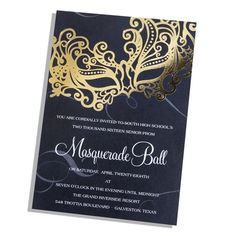 73 best prom invitations images in 2018 prom themes theme ideas
