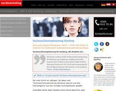 #Suchmaschinenoptimierung #Hamburg - http://www.nordmarketing.eu/suchmaschinenoptimierung-hamburg.html