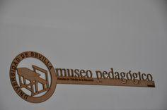 Museo pedagógico. Láser 3mm dm