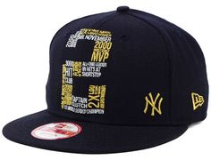 New York Yankees Derek Jeter Collection 9FIFTY Snapback Cap by NEW ERA x  MLB New York 226184c9f55