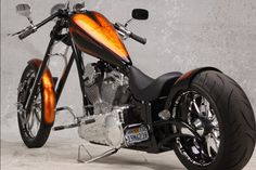 2013 Big Bear Choppers Rage | motorcycle review @ Top Speed