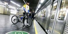 Governador Alckmin e Presidente da CPTM - Autorize o transporte de nossas bicicletas assim como o Metrô autoriza.