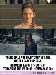 Emma Watson And Hermione Granger Are Totally The Same People…