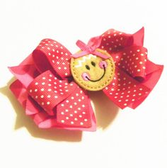 SALE  Layered Boutique Hair Bow Hairbow Hair by fortheloveofzebra, $4.50