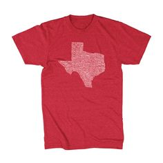 Texas Towns - Youth T-Shirt (3 Color Options) – Tumbleweed TexStyles