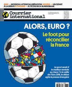 Courrier International 1336, du 9 juin 2016